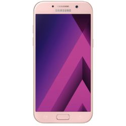 Samsung GALAXY A5 (2017) A520F peach-cloud Android Smartphone Bild0
