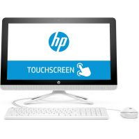 "HP All-in-One 22-b062ng A6-7310 54,6cm (21,5"") FHD Touch 4GB 1TB DVD±RW Win 10"