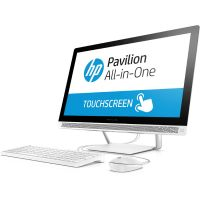 HP Pavilion 24-b250ng All-in-One PC i7-7700T FHD Touch SSD GeForce 930MX Win 10
