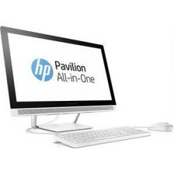HP Pavilion 24-b268ng AiO i5-7400T FHD 16GB 1TB 128GB SSD GF 930MX Windows 10  Bild0