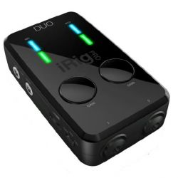 IK Multimedia Audiointerface iRig Pro DUO Bild0