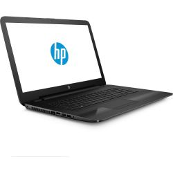 HP 17-x121ng Notebook schwarz i7-7500U Full HD R5 M430 Windows 10 Bild0