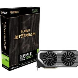 Palit GeForce GTX 1080Ti Super JetStream 11GB GDDR5X Grafikkarte DVI/HDMI/3xDP  Bild0