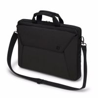 "Dicota Slim Case EDGE Notebooktasche 29,5cm (10""-11,6"") schwarz"