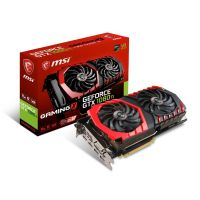 MSI GeForce GTX 1080Ti Gaming X 11GB GDDR5X Grafikkarte DVI/2x HDMI/2x DP
