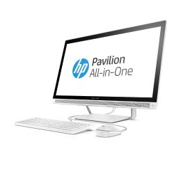 HP Pavilion AiO 27-a254ng i7-7700T FHD 16GB 1TB 128GB SSD Geforce 930MX Win 10 Bild0