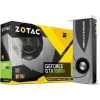 Zotac GeForce GTX 1080Ti Blower 11 GB GDDR5X Grafikkarte 3xDP/HDMI