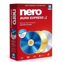 Nero Burn Express 4 Minibox