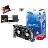 HIS AMD Radeon R9 270X Mini IceQ X² Boost Clock  2GB GDDR5 DVI/HDMI/2xmDP