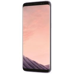 Samsung GALAXY S8 orchid grey G950F 64 GB Android Smartphone Bild0
