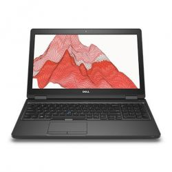 DELL Precision 3520 Notebook i7-7820HQ Full HD SSD Quadro 620M ohne Windows  Bild0