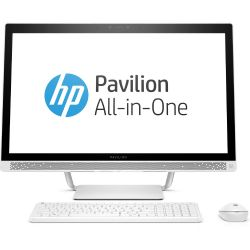 HP Pavilion  27-a265ng i5-7400T Full HD 16GB 1TB HDD 128GB SSD GF 930MX Win10  Bild0