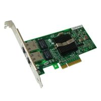 Intel PRO/1000 PT Dual-Port Server Gigabit Netzwerkkarte PCIe - bulk