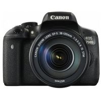 Canon EOS 760D Kit EF-S 18-135mm f/3.5-5.6 IS STM Spiegelreflexkamera