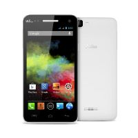 Wiko Rainbow Dual-SIM weiß Android Smartphone