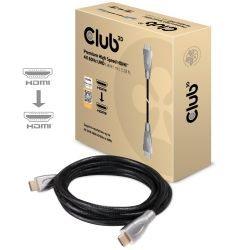Club 3D Premium High Speed HDMI 2.0 4K60Hz UHD Kabel 1,0m CAC-1311 Bild0