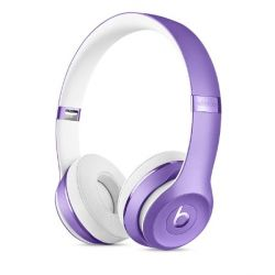 Beats Solo3 Wireless On-Ear Kopfhörer ultra violett collection Bild0