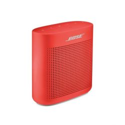 BOSE SoundLink colour II Rot Bluetooth Lautsprecher Bild0