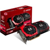 MSI AMD Radeon RX 570 Gaming X 4GB GDDR5 Grafikkarte 2x DVI/HDMI/2x DP