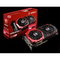 MSI AMD Radeon RX 580 Gaming X 4GB GDDR5 Grafikkarte 2x DVI/HDMI/2x DP