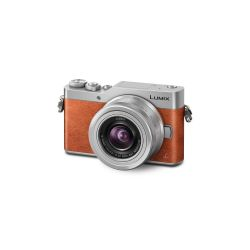 Panasonic Lumix DC-GX800 Kit 12-32mm Systemkamera orange Bild0