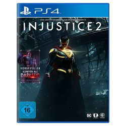 Injustice 2 - PS4 Bild0