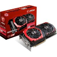 MSI AMD Radeon RX 580 Gaming X+ 8GB GDDR5 Grafikkarte 2x DVI/HDMI/2x DP