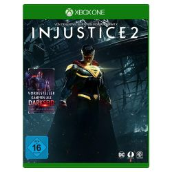 Injustice 2 - Xbox One Bild0