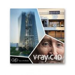 V-Ray 3.4 Education for Cinema 4D Lizenz Bild0