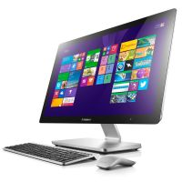 "Lenovo IdeaCentre A740 F0AM00A8GE i7-5557U 8GB/1TB SSHD GTX950A 27"" Touch  W10"