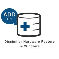Retrospect Diss HW Restore Desktop v12 int. Win Upgrade ESD - Add On Bild0