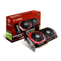MSI GeForce GTX 1080 Gaming X+ TwinFrozr VI 8GB GDDR5X Grafikkarte DVI/HDMI/3xDP