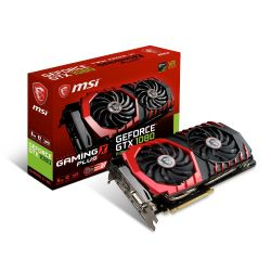 MSI GeForce GTX 1080 Gaming X+ TwinFrozr VI 8GB GDDR5X Grafikkarte DVI/HDMI/3xD Bild0