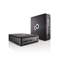 Fujitsu ESPRIMO Q556 Mini PC i3-7100T 8GB 256GB SSD Windows 10 Professional  Bild0