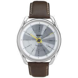 What Calendar Watch polar white Bild0