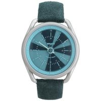 What Calendar Watch aqua blue