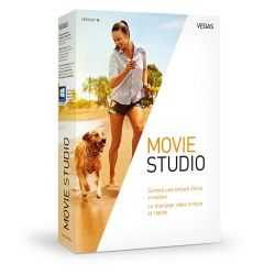 MAGIX Vegas Movie Studio 14 Academic ESD Bild0