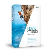 MAGIX Vegas Movie Studio Platinum 14, inklusive VEGAS® DVD Architect Box