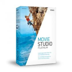 MAGIX Vegas Movie Studio Platinum 14, inkl.VEGAS® DVD Architect Academic ESD Bild0