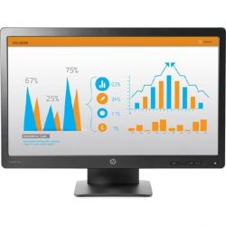 "HP ProDisplay P232 (23"") 58,4cm 16:9 FullHD VGA/DP 5ms 5Mio:1 LED Bild0"