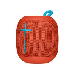 Ultimate Ears Wonderboom Bluetooth Speaker, rot, wasserdicht, mit Akku Bild0