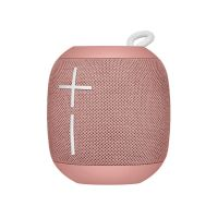 Ultimate Ears Wonderboom Bluetooth Speaker, pink, wasserdicht, mit Akku
