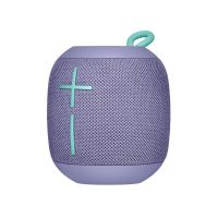 Ultimate Ears Wonderboom Bluetooth Speaker, lila, wasserdicht, mit Akku
