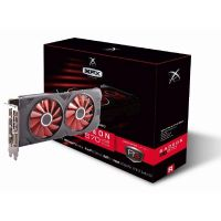 XFX AMD Radeon RX 570 RS Black Edition OC Grafikkarte 4GB GDDR5 3xDP/HDMI/DVI
