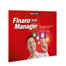 Lexware FinanzManager 2018 (Version 25.00) FFP Bild0