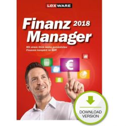 Lexware FinanzManager 2018 (Version 25.00) ESD Bild0