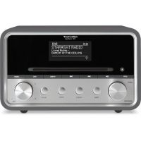 TechniSat DigitRadio 580 UKW/DAB+ WLAN CD Multiroom anthrazit