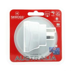 SKROSS Europe/ AUS und China Reiseadapter 1.500209 Bild0