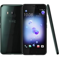 HTC U11 brilliant black Android 7.1 Smartphone