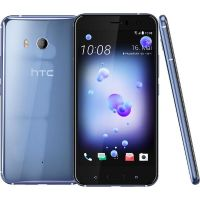 HTC U11 amazing silver Android 7.1 Smartphone